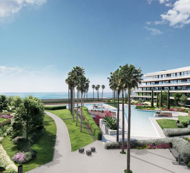 Beachfront Apartment in Torremolinos